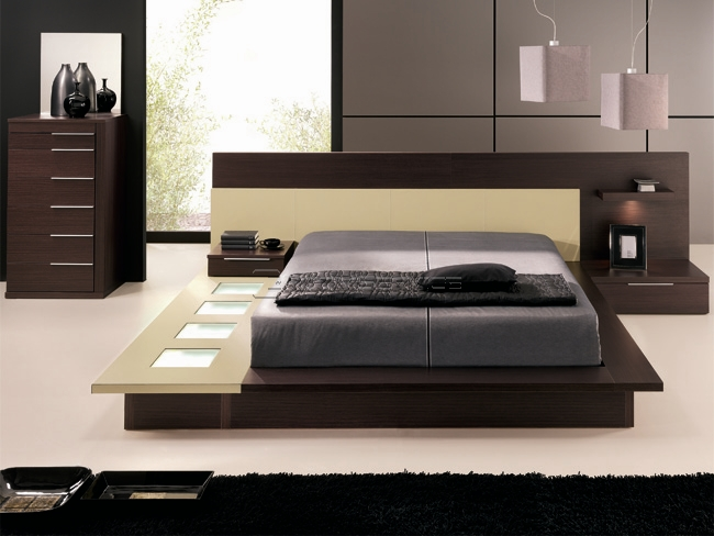 [Custom Bedroom And Office Furniture Well-defined At Hemling], Bedroom Furniture