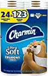 charmin-ultra-soft-cushiony-touch-toilet-paper-24-family-mega-rolls-123-regular-rolls picture