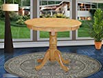 antique-table-36-round-with-oak-finish picture