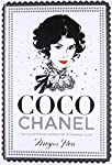 coco-chanel-the-illustrated-world-of-a-fashion-icon reviews