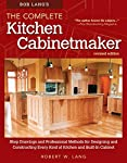 pic of bob-lang-s-the-complete-kitchen-cabinetmaker-revised-edition-shop-drawings-and-professional-methods-for-designing-and-constructing-every-kind-of-kitchen-and-built-in-cabinet-fox-chapel-publishing- reviews