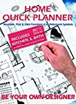 pic of home-quick-planner-reusable-peel-stick-furniture-architectural-symbols reviews