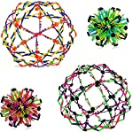 pic of 4e-s-novelty-pack-of-4-expandable-balls-hand-catch-expanding-breathing-sphere-flower-ball-for-kids-boys-and-girls-great-stress-relief-and-anxiety-toy-helpful-gift-for-adhd-sensory-issues reviews