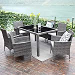 wisteria-lane-outdoor-patio-dining-set-7-piece-wicker-furniture-seating-conversation-rattan-chair-glass-table-grey-wicker-grey-cushions- picture