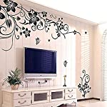 wall-stickers-franterd-grand-removable-vinyl-mural-decal-art-home-decor-painting-supplies-flowers reviews